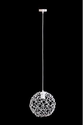 Светильник подвесной SPHERE белый