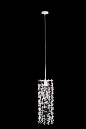 Светильник подвесной BARREL 500 белый